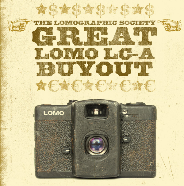 The Great Lomo LCA Buyout