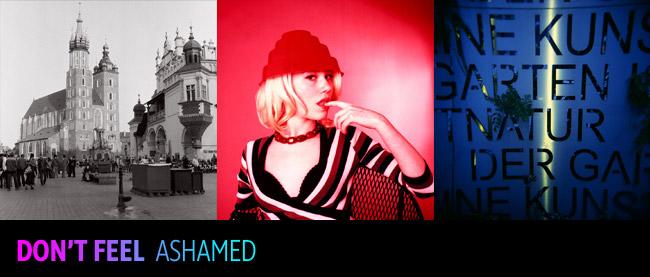 dont feel ashamed