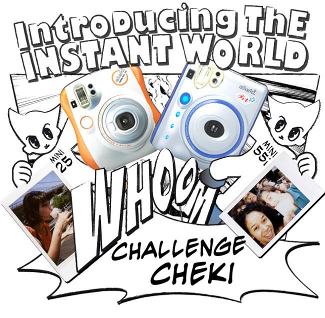 challenge cheki