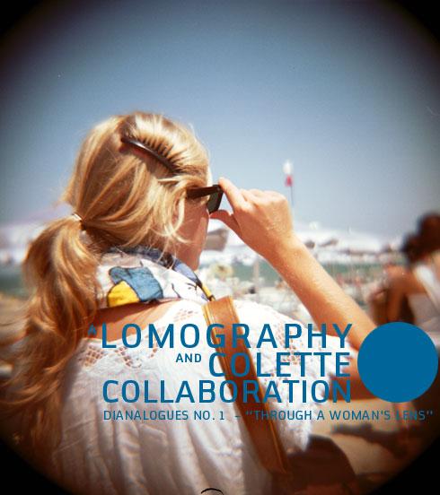 A Lomography and Colette Collaboration: http://www.lomography.com/colette