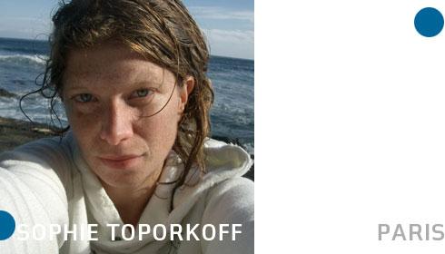 Sophie Toporkoff (Paris)