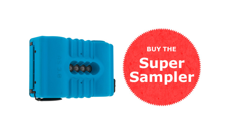 Buy the Super Sampler