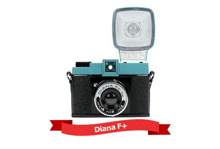 Diana F+