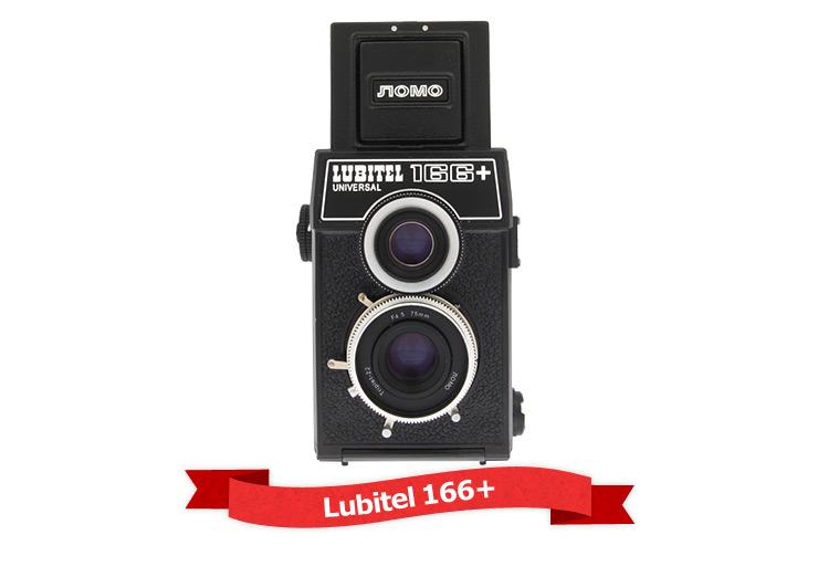 Lubitel 166+