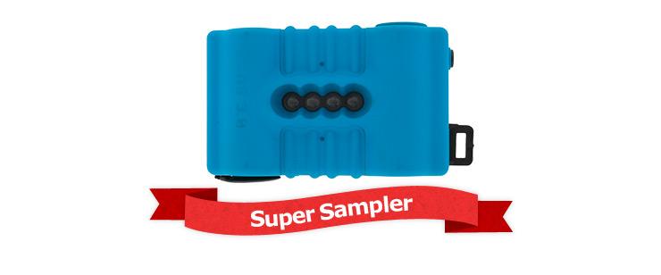 Super Sampler