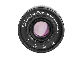 Diana Glass Lens