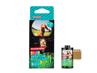 Lomography Color Negative 800 ISO 3-Pack