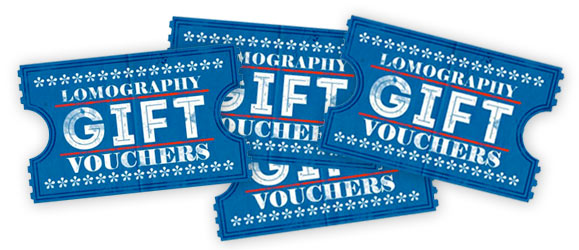 Lomography Gift Voucher