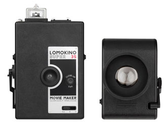 Lomokino Kinoscope Package