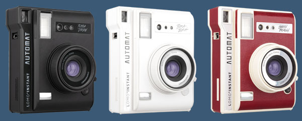 Take Home Holiday Freebies with the Lomo'Instant Automat