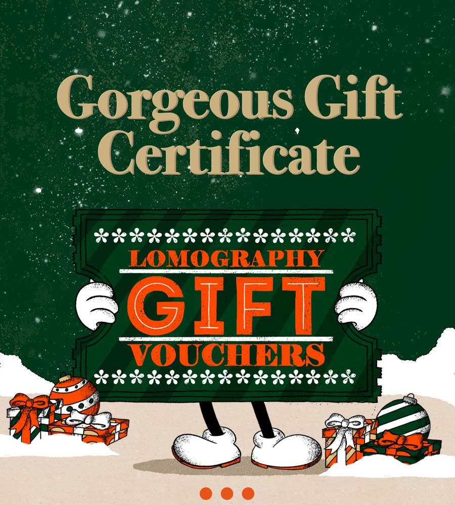 <span>Gorgeous</span> Gift Certificate