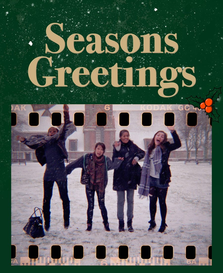 <span>Seasons</span> Greetings