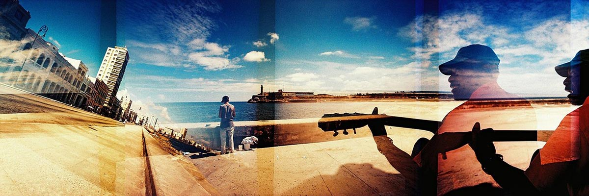 Endless Panoramas<br/>With the LOMO LC-Wide