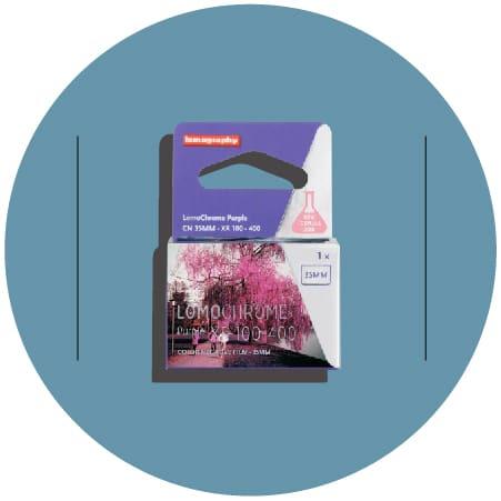 LomoChrome Purple 35 mm