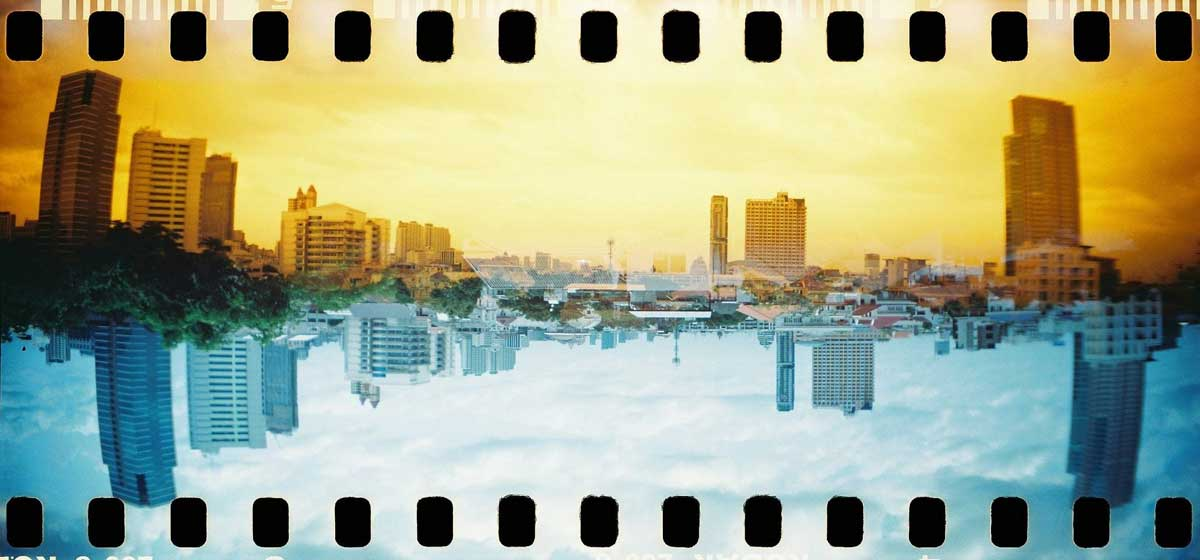 Landscape, Cityscape, Seascape, Escape
